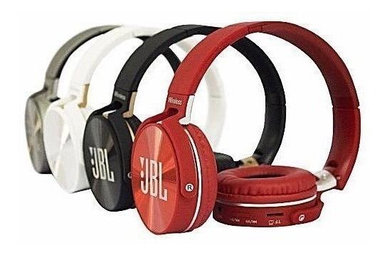Headphone Fone De Ouvido Bluetooth Jb950 Super Bass Sd/fm/p2