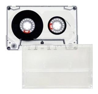 Pack 10 Cassettes Virgen 60 Minutos