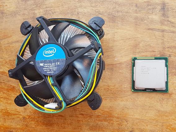 Processador Intel Core I5 2500 3.3ghz Lga 1155