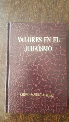 Valores En El Judaismo