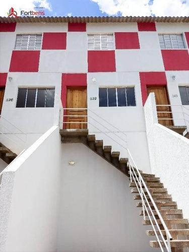 Sobrado Com 2 Dormitórios À Venda, 51 M² Por R$ 155.000 - Jardim Nova Esperança - Francisco Morato/sp - So0761