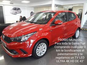Fiat Argo 1.3 Drive 0 Km2018 Financiamos Desde Tasa 0%