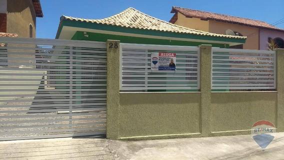 Casa Com 3 Quartos Em Praia Linda - Ca1531