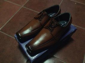 Vendo Zapatos Formal Hombre Color Cafe