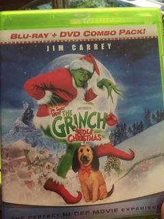 Blu Ray The Grinch