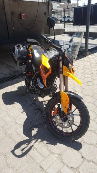 Moto Axxo Tracker 250