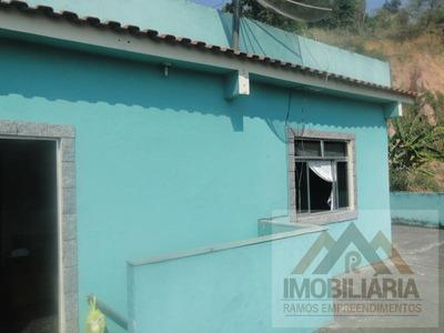 Casa Para Venda Em Duque De Caxias, Olavo Bilac, 5 Dormitórios, 4 Banheiros, 3 Vagas - 0664