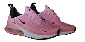 Kp3 Zapatos Damas Nike Air Max 270 Rosa Solo Talla 40
