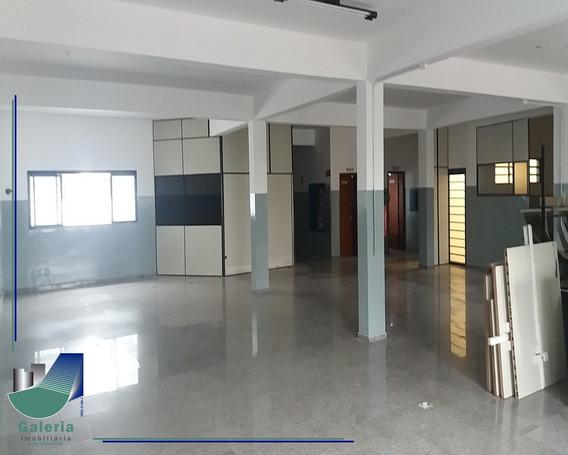Salão Comercial Em Ribeirão Preto Para Locação - Sl00635 - 34160493