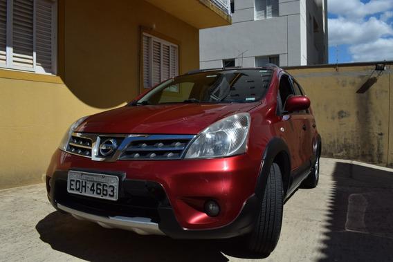 Nissan Livina X-gear 2010 1.8 Sl Automática (motor Japônes)