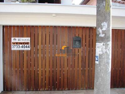 Sobrado Residencial À Venda, Butantã, São Paulo - So1176. - So1176