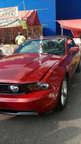 Ford Mustang Gt Premium Convertible 2011