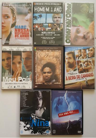 Super Lote Dvds Nacionais 2 Filmes Brasileiros