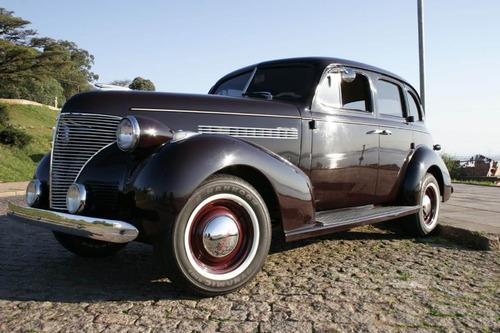 Imagem 1 de 4 de Chevrolet Master Deluxe 1939 39 - Antigo - Original