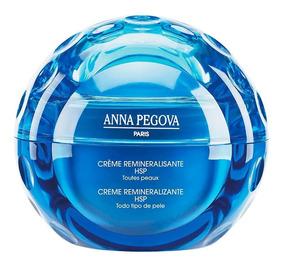 Creme Remineralisante Reparador E Revitalizante Anna Pegova
