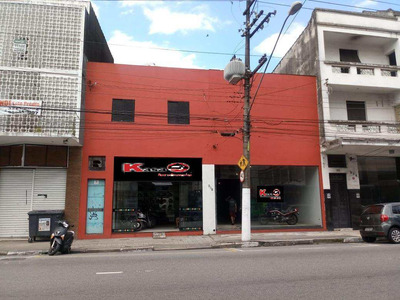 Loja, Vila Nova, Santos, Cod: 12165 - A12165