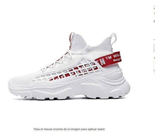 Zapatos Deportivo Blanco Original Xidiso