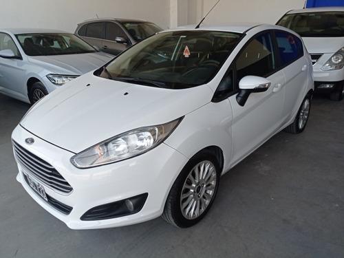 Ford Fiesta Kinetik 1.6 Se 5 Ptas Año 2.014