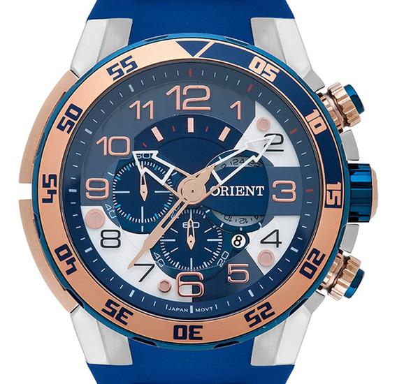 Relógio Orient Masculino Mtspc008 D2dx C/ Garantia E Nf