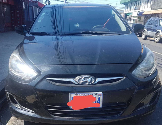Hyundai Accent Americana Manual