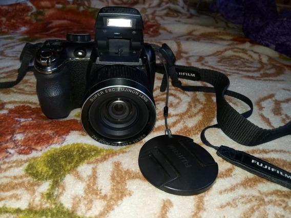 Câmera Digital Fujifilm 14mp (semi Profissional)