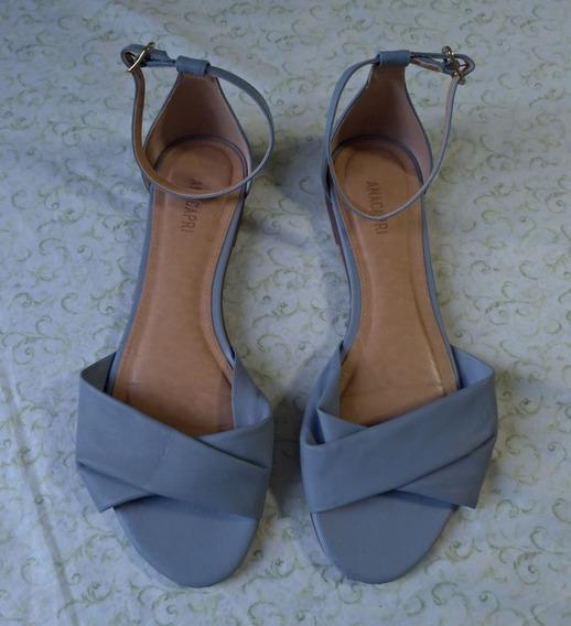 Sandália Azul Anacapri