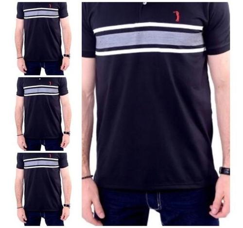 Kit 4 Camisas Polo - Frete Grátis