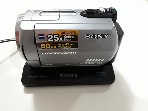 Filmadora Sony Handycam Dcr-sr82
