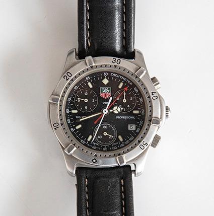 Relógio Tag Heuer Serie 2000 Ce 1116
