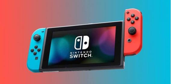 Nintendo Switch Neon + Juego A Escoger