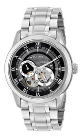 Relógio Bulova 96a119 Automatico Bva Series Masculino