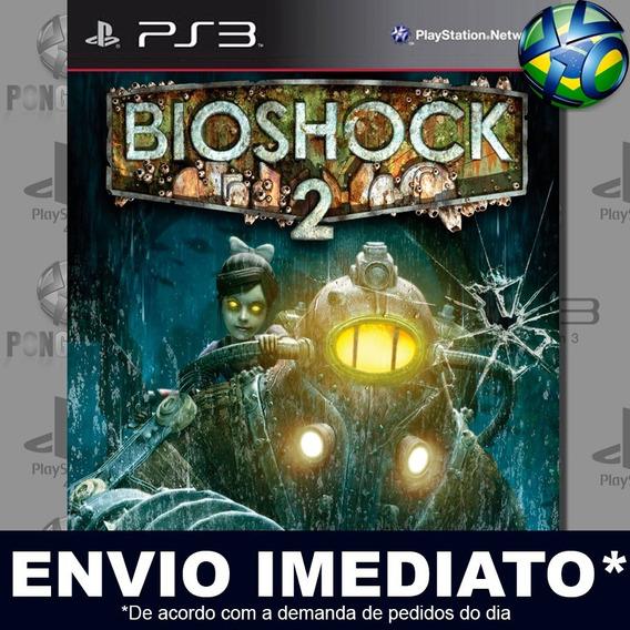 Bioshock 2 Ps3 Psn Jogo Em Promoção A Pronta Entrega