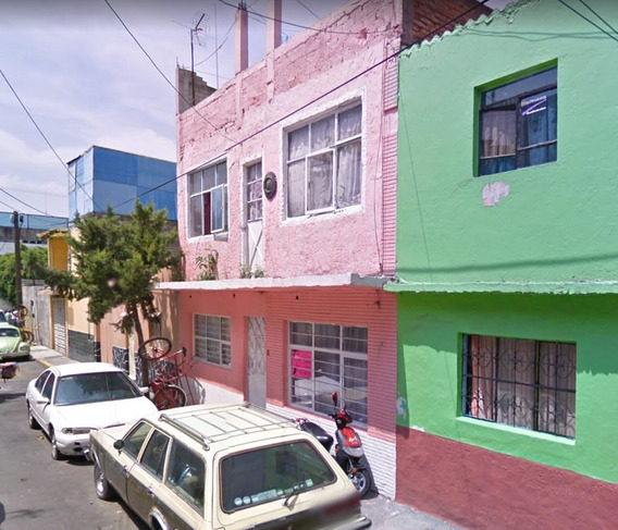 Gran Oportunidad Remate De Casa Ubicadisima En Iztacalco