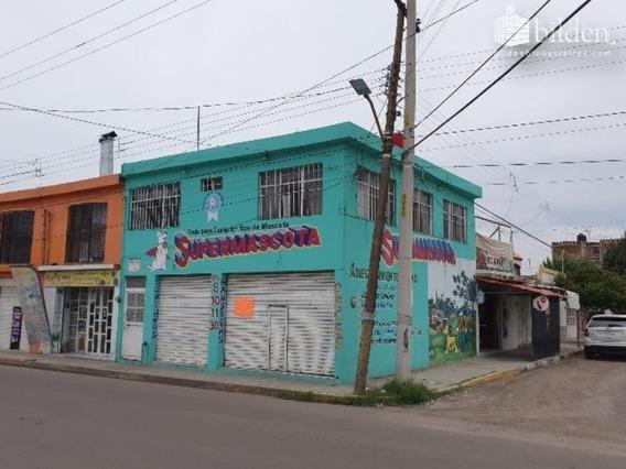 Local Comercial En Renta Hipodromo