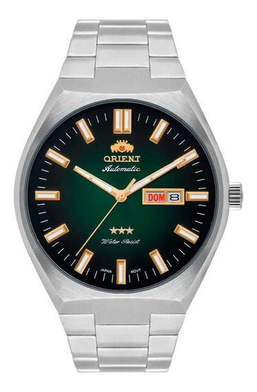 Relógio Orient Masculino Ref: 469ss086 E1sx Diâmetro 40mm