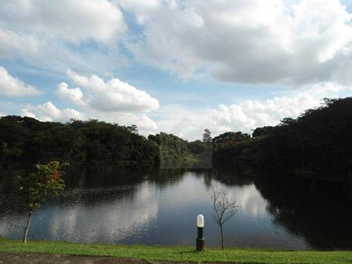 Imagem 1 de 2 de Terreno À Venda, 525 M² - Condomínio Jardim Dos Lagos - Indaiatuba/sp - Te0903