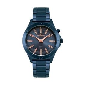 Relógio Feminino Technos Trend Azul