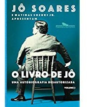 Livro O Livro De Jô - Uma Autobiogra Jô Soares E Matina