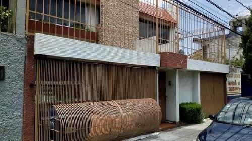 Casa En Venta En Ex Ejido De San Francisco, Culhuacan, Coyoacan, Ciudad De Mexico