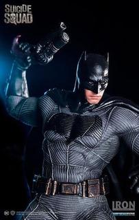 Batman- Suicide Squad - Iron Studios - Art Scale 1/10 Dc