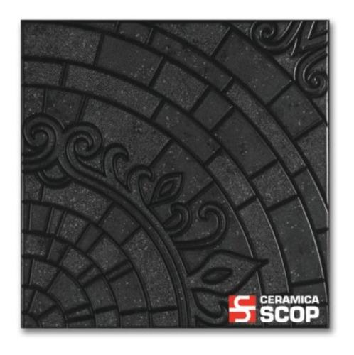 Ceramica Terra Pizarra Scop Pared Patio Revestimiento 45x45