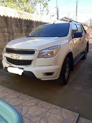 Imagem 1 de 14 de Chevrolet S10 2014 2.4 Ls Cab. Dupla 4x2 Flex 4p