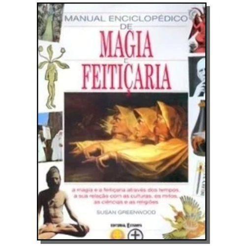 Manual Enciclopedico Da Magia E Feiticaria /greenwood,susan