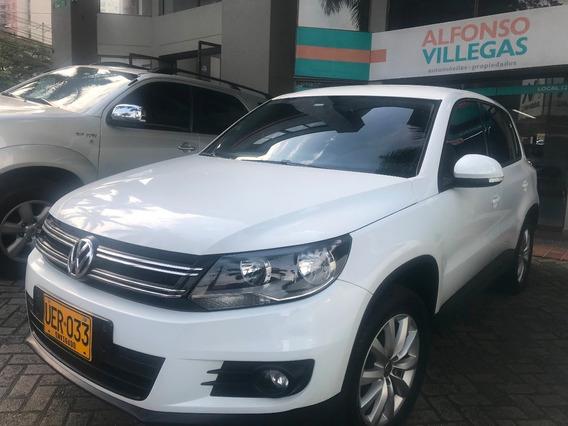 2015 Volkswagen Tiguan Trend & Fun Automatica