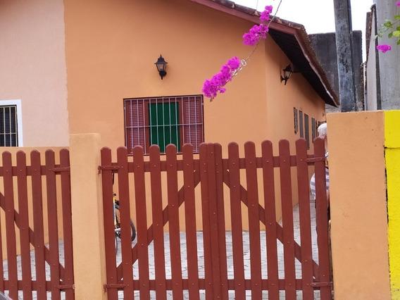 Casa Em Itanhaém (balneário Jequitibá) ( Vendo Ou Troco)
