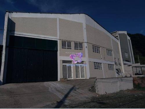 Imagem 1 de 3 de Galpão À Venda, 900 M² Por R$ 2.200.000,00 - Chácaras Marco - Barueri/sp - Ga0028
