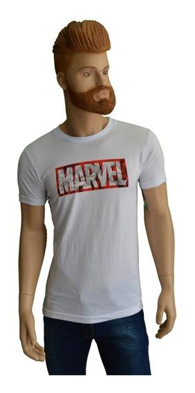 Playera Marvel Logo Original Marca Toxic Mod 16 Envio Gratis