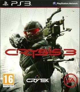 Crysis 3 Ps3 Original - Play Perú