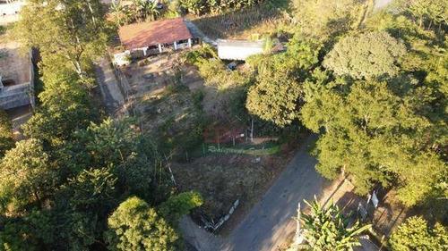 Imagem 1 de 4 de Chácara Com 1 Dormitório À Venda, 1100 M² Por R$ 233.200 - Padre Marcelo - Caçapava/sp - Ch0278