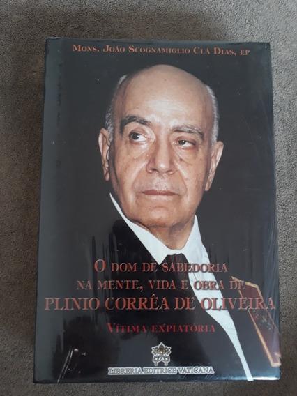 Livro O Dom De Sabedoria-plinio Correa De Oliveira - Iv